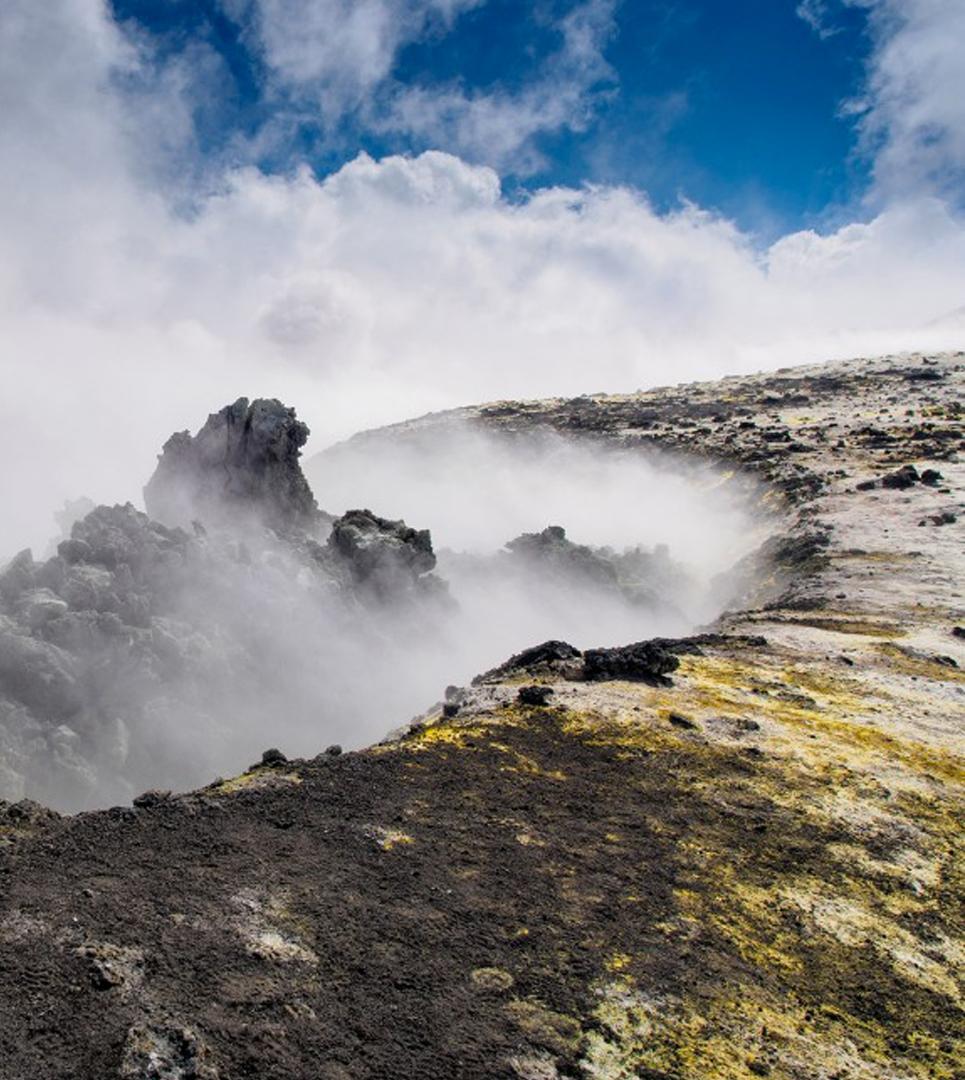 isola di Vulcano - Gran Cratere